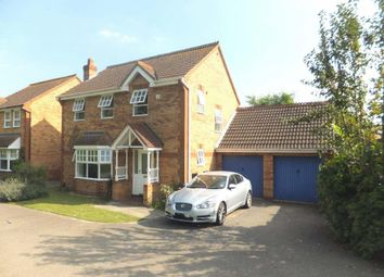 Thumbnail 4 bedroom detached house to rent in Scholars Avenue, Huntingdon