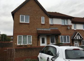 Thumbnail 3 bed end terrace house to rent in Bluebell Close, Seaton