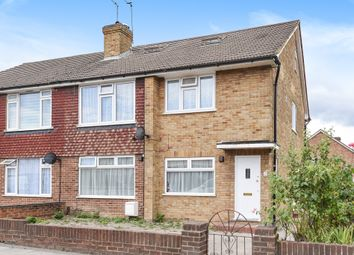 Thumbnail Maisonette for sale in Wide Way, Mitcham