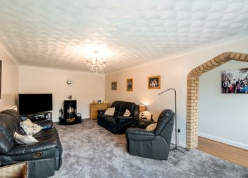 Thumbnail 4 bed detached bungalow for sale in Glebe Road, Weeting, Brandon