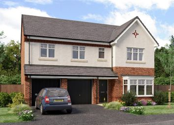 "Thumbnail 5 bedroom detached house for sale in ""The Buttermere"" at Former Sunderland College, Shiney Row"
