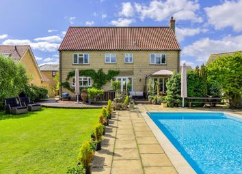 Thumbnail 4 bedroom detached house for sale in Crown Gardens, Little Downham, Ely
