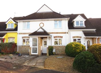 Thumbnail 2 bed terraced house for sale in Fleetwood Close, March