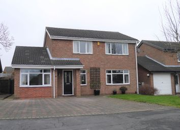 Thumbnail 4 bedroom detached house for sale in Tennyson Way, Melton Mowbray