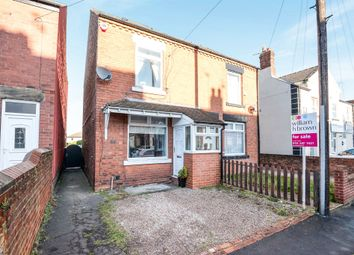 Thumbnail 3 bedroom semi-detached house for sale in Queens Road, Beighton, Sheffield