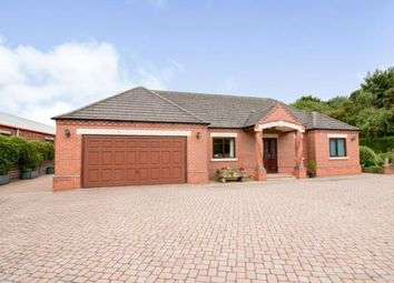Thumbnail 4 bed detached house for sale in Station Road, Clowne, Chesterfield, Derbyshire