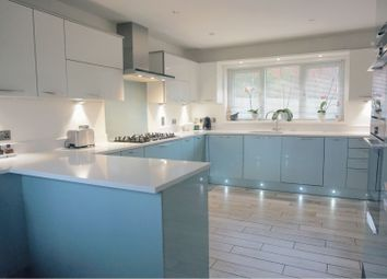 Thumbnail 5 bed detached house for sale in Minton Court, Radbrook, Shrewsbury