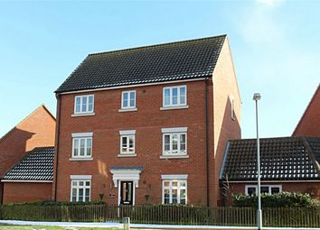 Thumbnail 5 bed link-detached house for sale in Jeavons Lane, Great Cambourne, Cambourne, Cambridge