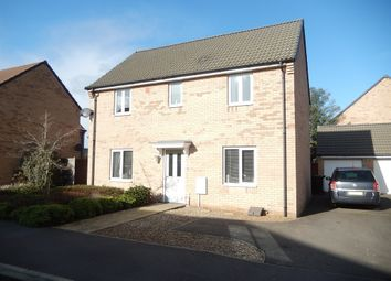 Thumbnail 4 bed detached house for sale in Charter Avenue, Market Deeping, Peterborough