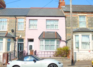 Thumbnail 4 bed terraced house for sale in Lord Street, Penarth