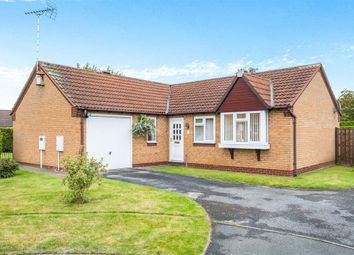 Thumbnail 3 bed detached bungalow for sale in St. Annes View, Worksop