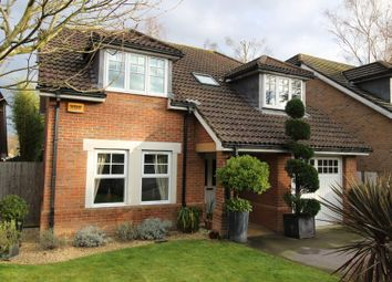 Thumbnail 4 bed detached house to rent in Lincoln Place, Chandler's Ford, Eastleigh