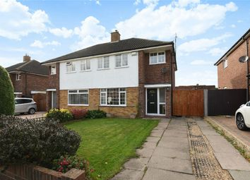 Thumbnail 3 bed semi-detached house for sale in Larkway, Bedford