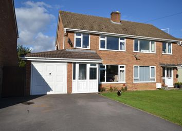 Thumbnail 3 bed semi-detached house for sale in Stonelea, Dursley