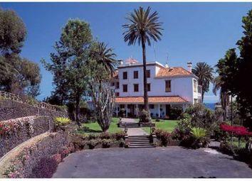 Thumbnail 10 bed villa for sale in Spain, Tenerife, Puerto De La Cruz