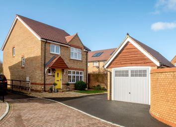 Thumbnail 4 bed detached house for sale in Hyde Lane Park, Hyde Lane, Bathpool, Taunton