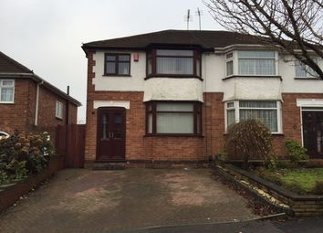 Thumbnail 3 bedroom semi-detached house to rent in Appleton Avenue, Great Barr