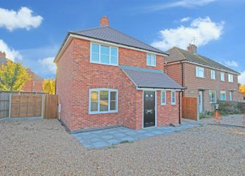 Thumbnail 3 bed detached house for sale in Townsend Lane, Long Lawford, Rugby