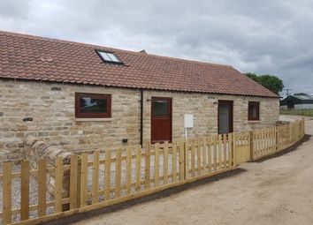 Thumbnail 2 bed barn conversion to rent in The Dairy, Lindrick Dale, Worksop