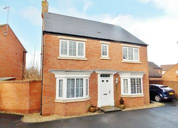 Thumbnail 4 bed detached house to rent in Pathfinder Way, Swindon