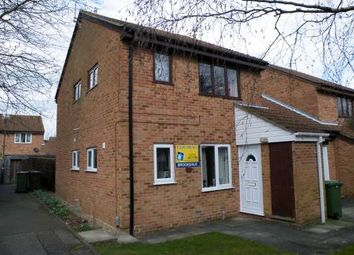 Thumbnail 1 bedroom flat to rent in Somerville, Werrington, Peterborough