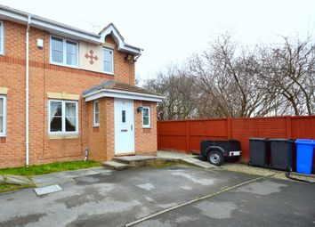 Thumbnail 3 bed end terrace house for sale in Myrtle Springs Drive, Sheffield