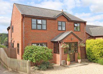 Thumbnail 4 bed detached house for sale in South Lane, Nomansland, Salisbury