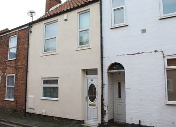 Thumbnail 2 bed terraced house for sale in Queen Street, Lincoln
