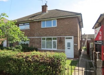 Thumbnail 2 bed semi-detached house to rent in Everingham Road, Cantley, Doncaster