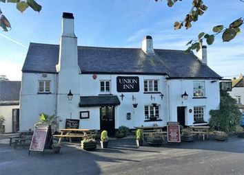 Thumbnail Pub/bar for sale in Union Inn, Denbury Green, Denbury, Newton Abbot