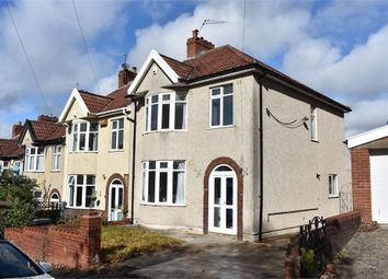 Thumbnail 3 bed detached house to rent in Sylvia Avenue, Lower Knowle, Bristol