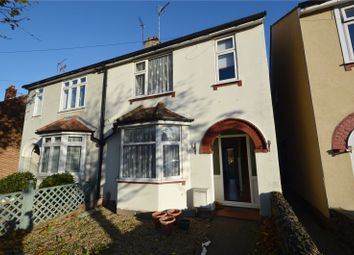 Thumbnail 3 bed semi-detached house for sale in Wakering Avenue, Shoeburyness, Southend-On-Sea, Essex