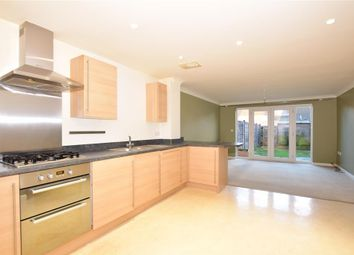 Thumbnail 3 bed town house for sale in Eveas Drive, Sittingbourne, Kent