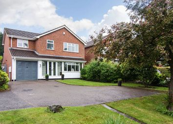 Thumbnail 4 bed detached house for sale in Hunslet Road, Hunslet, Burntwood