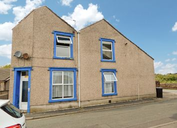 Thumbnail 3 bed block of flats for sale in 60 & 60A Scalegill Place, Moor Row, Cumbria