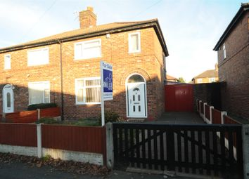 Thumbnail 3 bed semi-detached house for sale in Newman Street, Latchford, Warrington