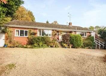 Thumbnail 4 bed detached bungalow for sale in Woodcote, Reading