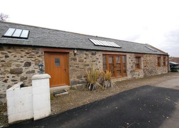 Thumbnail 1 bed detached house to rent in Cottage Of Badenscoth Steading, Rothienorman