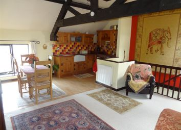 Thumbnail 2 bed barn conversion for sale in The Lea, Lea Cross, Shrewsbury