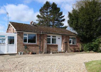 Thumbnail 2 bedroom bungalow for sale in Rosedene, 10 Clark's Lane, Thursford Green, Norfolk