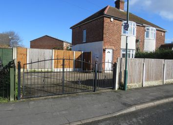 2 bed semi-detached house for sale in Newmarket Road, Bulwell, Nottingham NG6