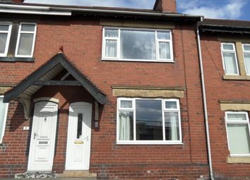 Thumbnail 2 bed terraced house to rent in Hill Crest, Skellow Doncaster