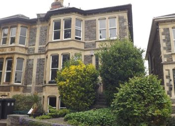 Thumbnail 2 bedroom flat to rent in Leopold Road, St. Andrews, Bristol