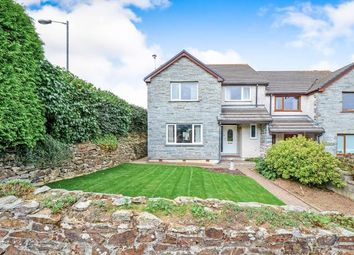 Thumbnail 4 bed semi-detached house for sale in Berrycoombe Hill, Bodmin, Cornwall