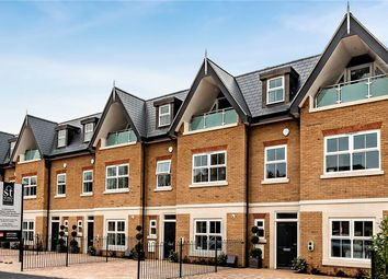 Thumbnail 3 bed town house for sale in St Marks Road, Windsor, Berkshire