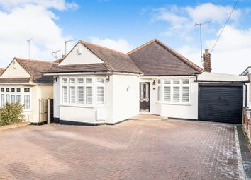 Thumbnail Detached bungalow for sale in Mashiters Hill, Romford