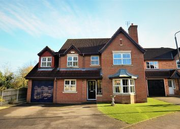 Thumbnail 5 bedroom detached house for sale in Earlswood Drive, Mickleover, Derby
