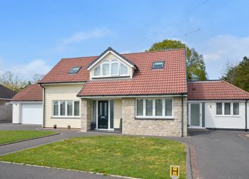 Thumbnail 4 bedroom detached house for sale in Wimborne Road East, Ferndown, Dorset