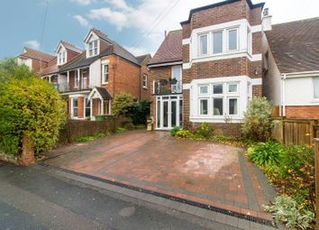 Thumbnail 3 bed detached house for sale in Wear Bay Crescent, Folkestone