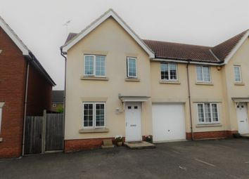 Thumbnail 4 bed semi-detached house to rent in Manning Road, Bury St. Edmunds